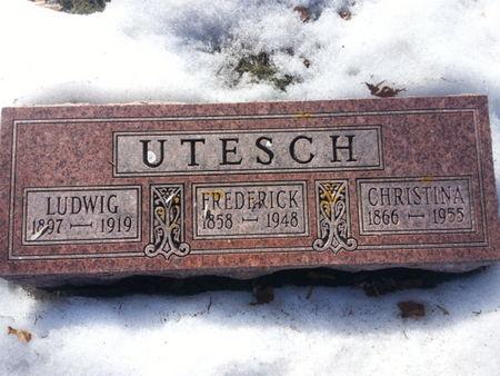 UTESCH, CHRISTINA - Mitchell County, Iowa | CHRISTINA UTESCH