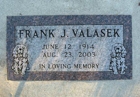 VALASEK, FRANK J. - Mitchell County, Iowa   FRANK J. VALASEK