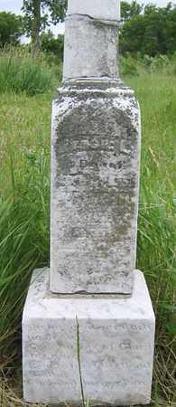 VAUGHN, JESSIE E. - Mitchell County, Iowa | JESSIE E. VAUGHN