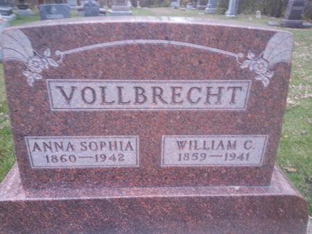 VOLLBRECHT, ANNA SOPHIA - Mitchell County, Iowa | ANNA SOPHIA VOLLBRECHT