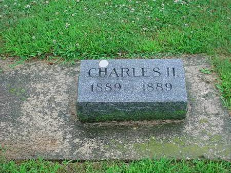 WARRINGTON, CHARLES H. - Mitchell County, Iowa | CHARLES H. WARRINGTON