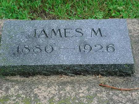 WARRINGTON, JAMES M. - Mitchell County, Iowa | JAMES M. WARRINGTON