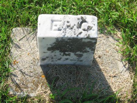 WATERS, E.O. OR E.C. - Mitchell County, Iowa   E.O. OR E.C. WATERS