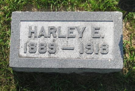WATERS, HARLEY E. - Mitchell County, Iowa | HARLEY E. WATERS