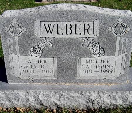WEBER, GERALD J. - Mitchell County, Iowa   GERALD J. WEBER