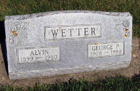 WETTER, GEORGE P. - Mitchell County, Iowa | GEORGE P. WETTER