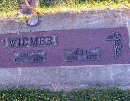 WIDMER, JOHN - Mitchell County, Iowa | JOHN WIDMER