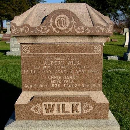 WILK, ALBERT - Mitchell County, Iowa | ALBERT WILK