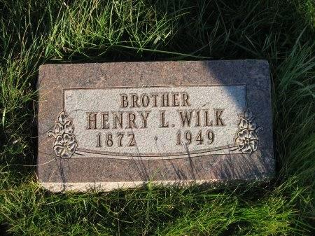 WILK, HENRY L. - Mitchell County, Iowa | HENRY L. WILK