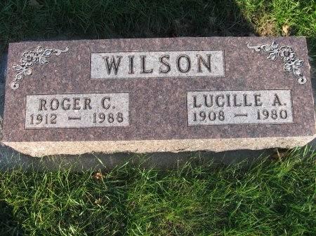 WILSON, LUCILLE A. - Mitchell County, Iowa | LUCILLE A. WILSON