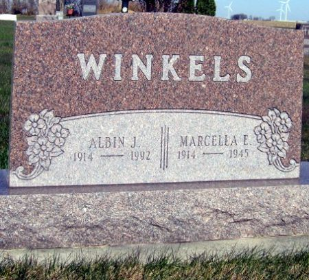 WINKELS, MARCELLA E. - Mitchell County, Iowa | MARCELLA E. WINKELS