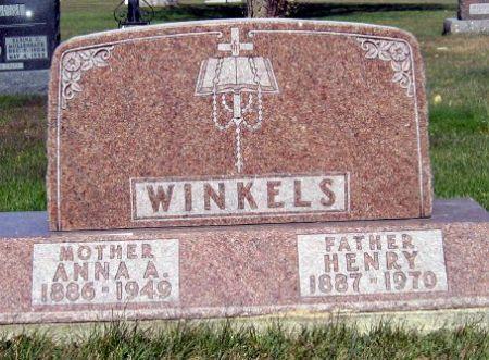 WINKELS, HENRY - Mitchell County, Iowa | HENRY WINKELS