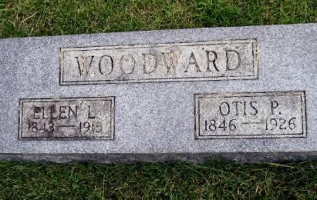 WOODWARD, OTIS P. - Mitchell County, Iowa | OTIS P. WOODWARD