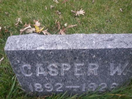 WORPLE, CASPER W. - Mitchell County, Iowa | CASPER W. WORPLE