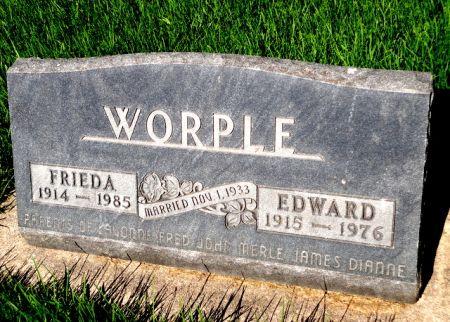 WORPLE, EDWARD - Mitchell County, Iowa | EDWARD WORPLE