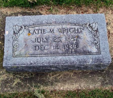 WRIGHT, KATIE M. - Mitchell County, Iowa | KATIE M. WRIGHT