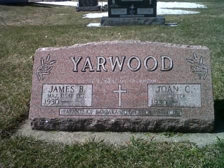YARWOOD, JOAN C. - Mitchell County, Iowa | JOAN C. YARWOOD