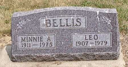 BELLIS, MINNIE - Monona County, Iowa | MINNIE BELLIS