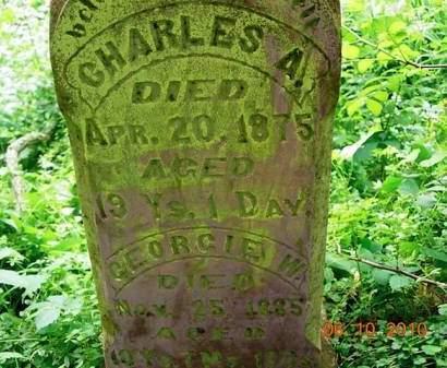 BENNETT, CHARLES A. - Monona County, Iowa | CHARLES A. BENNETT
