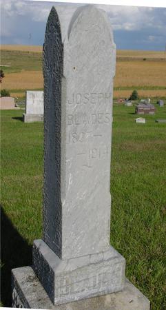 BLADES, JOSEPH - Monona County, Iowa   JOSEPH BLADES