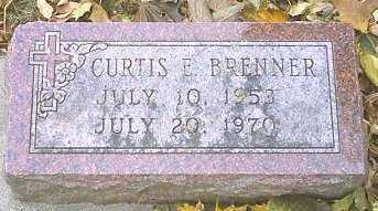 BRENNER, CURTIS E. - Monona County, Iowa | CURTIS E. BRENNER