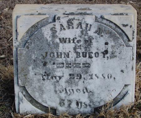 BUEOY, SARAH A. - Monona County, Iowa | SARAH A. BUEOY