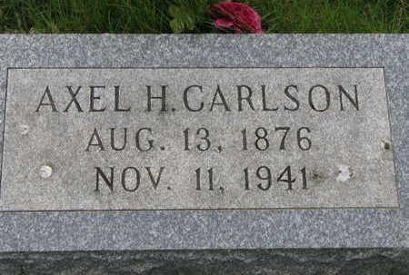 CARLSON, AXEL - Monona County, Iowa | AXEL CARLSON