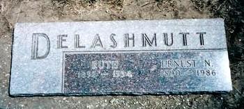 BEIGEL DE LASHMUTT, EMMA RUTH ELLEN - Monona County, Iowa | EMMA RUTH ELLEN BEIGEL DE LASHMUTT