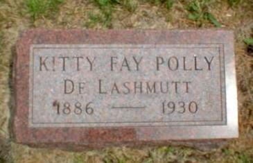 POLLY DE LASHMUTT, KITTY - Monona County, Iowa | KITTY POLLY DE LASHMUTT