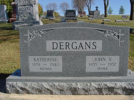DERGANS, JOHN & KATHERINE - Monona County, Iowa | JOHN & KATHERINE DERGANS