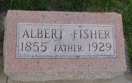FISHER, ALBERT - Monona County, Iowa | ALBERT FISHER