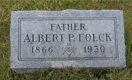 FOLCK, ALBERT P. - Monona County, Iowa | ALBERT P. FOLCK