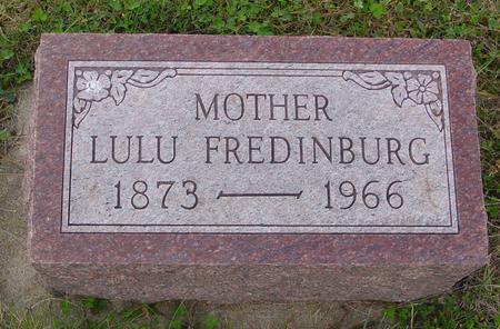 FREDINBURG, LULU - Monona County, Iowa | LULU FREDINBURG
