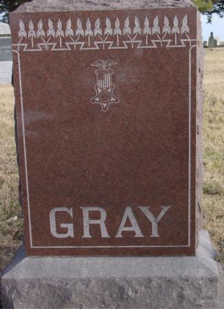 GRAY, THOMAS - Monona County, Iowa | THOMAS GRAY