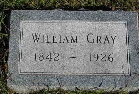 GRAY, WILLIAM - Monona County, Iowa | WILLIAM GRAY