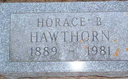 HAWTHORN, HORACE B. - Monona County, Iowa | HORACE B. HAWTHORN