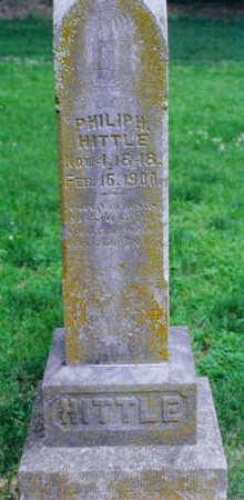 HITTLE, PHILIP H. - Monona County, Iowa | PHILIP H. HITTLE