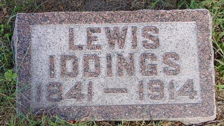 IDDINGS, LEWIS - Monona County, Iowa | LEWIS IDDINGS
