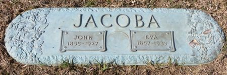 JACOBA, EVA - Monona County, Iowa | EVA JACOBA