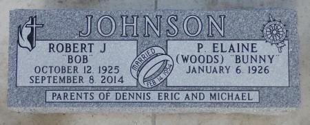 JOHNSON, P. ELAINE - Monona County, Iowa | P. ELAINE JOHNSON