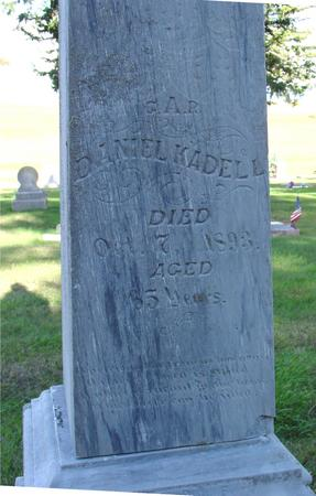 KADELL, DANIEL - Monona County, Iowa | DANIEL KADELL