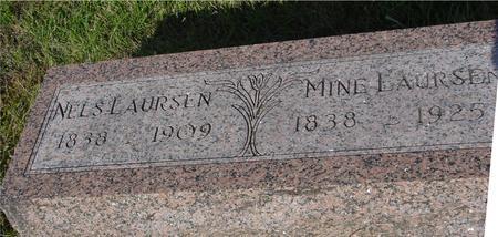 LAURSEN, NELS & MINE - Monona County, Iowa | NELS & MINE LAURSEN