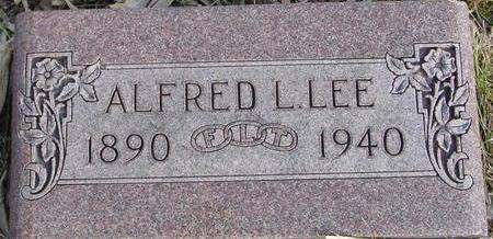 LEE, ALFRED L. - Monona County, Iowa | ALFRED L. LEE