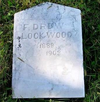 LOCKWOOD, F. DREW - Monona County, Iowa | F. DREW LOCKWOOD