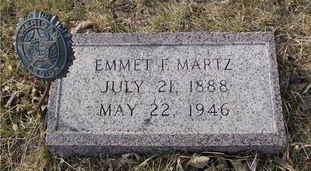 MARTZ, EMMET - Monona County, Iowa | EMMET MARTZ