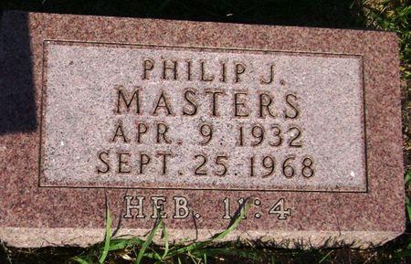 MASTERS, PHILIP J - Monona County, Iowa | PHILIP J MASTERS
