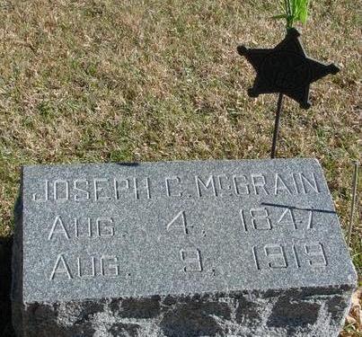 MC GRAIN, JOSEPH C. - Monona County, Iowa | JOSEPH C. MC GRAIN