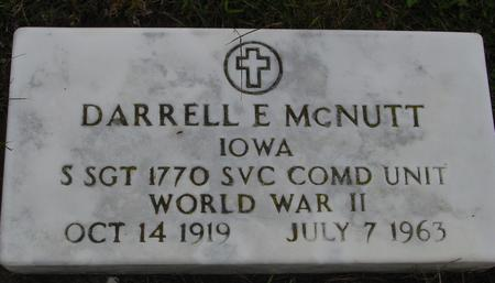 MC NUTT, DARRELL E. - Monona County, Iowa | DARRELL E. MC NUTT