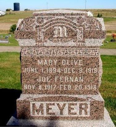 MEYER, MARY OLIVE & JOE - Monona County, Iowa | MARY OLIVE & JOE MEYER