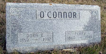 O'CONNOR, PERRY & DORA E. - Monona County, Iowa   PERRY & DORA E. O'CONNOR